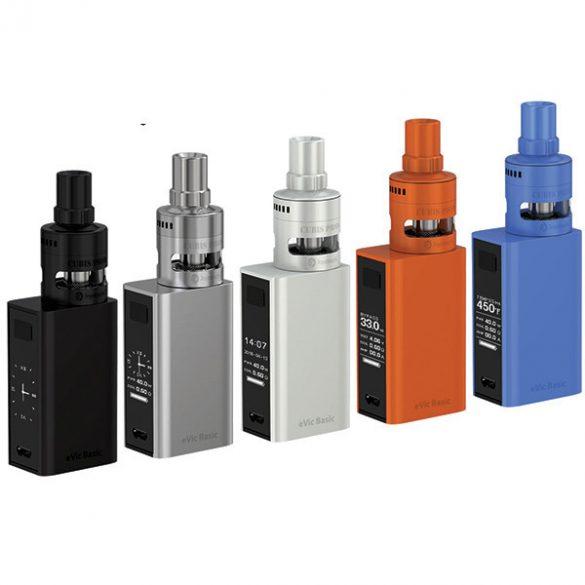 Készlet - Joyetech eVic Basic 1500mAh, Cubis Pro mini 2ml
