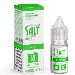 10ml SALT e-liquid - MENTOL 18mg